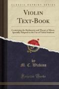 Violin Text-Book