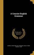 A Concise English Grammar