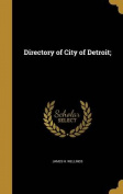 Directory of City of Detroit;