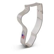 Ballet Slipper / Shoe / Foot Cookie Cutter - 11cm - Ann Clark - Tin Plated Steel