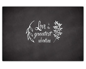 Wedding Guest Signing Board, a unique Wedding Guest Book Alternative Chalk Sign By meijiafei.