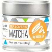My Matcha Life - Tea Lover's Organic Ceremonial Matcha, 30ml Tin