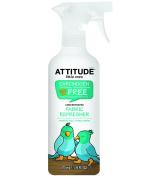 ATTITUDE Fabric Refresher, Fragrance Free, 16 Fluid Ounce