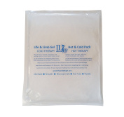 Hot and Cold Thermal Therapy Gel Ice Pack Medium 25cm x 30cm By Life & Limb Gel