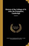 History of the College of St. John the Evangelist, Cambridge; Volume 2
