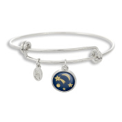 The Adjustable Band Bangle Bracelet featuring the Comet
