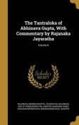 The Tantraloka of Abhinava Gupta, with Commentary by Rajanaka Jayaratha; Volume 6