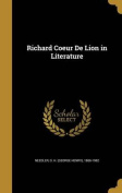 Richard Coeur de Lion in Literature