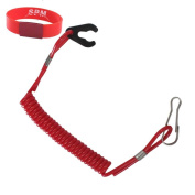 SPM Clip-on Style Engine Stop Lanyard for Yamaha Outboard 682-82556-00-00