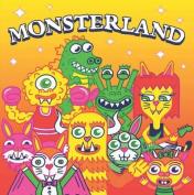 Monsterland (Fluorescent Pop!) [Board book]