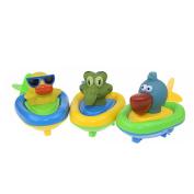 ZhiDa Baby's Cute Swimming Infant Bath Toys