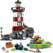 437 Pieces LEGO Scooby-Doo Haunted Lighthouse Model#75903