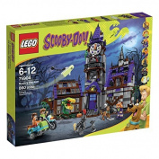 860 Pieces LEGO Scooby-Doo Mystery Mansion Model#75904