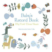 Baby's Record Book (Boy)