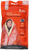 Adventure Medical Kits Sol Emergency Blanket, One Person, 90mls. Size: One Colour