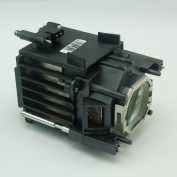 GOLDENRIVER LMP-F230 Original Replacement Projector Lamp with Generic Housing for SONY VPL-FX30