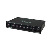 Audiopipe AUDIOP XEQ700 XXX 7 Band Graphic Equaliser with LED Power Metre & Subwoofer Output by Audiopipe