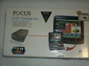 Focus Enhancements L TV Portable Pro Item# 444-1305 UPC# 758751116234