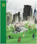 New York in Art 2018 Deluxe Engagement Book