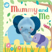 Little Me Mummy and Me Finger Puppet Book [Board book]
