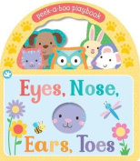 Little Me Eyes, Nose, Ears, Toes