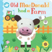 Little Me Old MacDonald Had a Farm Finger Puppet Book [Board book]