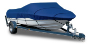 Budge Ripstop Boat Cover fits V-Hull Runabout Boats B-1600-X5