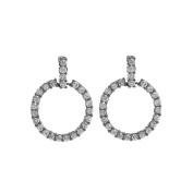 Circle of Love Ladies Earrings FE11
