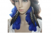 Earrings for Teen Girls Cheap Navy Blue Womens Earrings Clearance