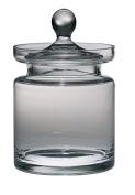 Majestic Gifts European Handmade Cookie Jar, Medium, Clear