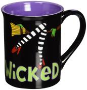 Enesco 4030233 Our Name Is Mud by Lorrie Veasey Wicked 470ml Mug, 11cm