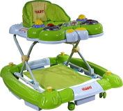 KINDER Walker ARTI Butterfly12R Functional cradle green
