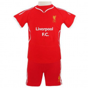 Official Liverpool FC Baby Shirt And Short Set
