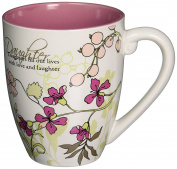 Pavilion Mark My Words Daughter Mug, 590ml, 12cm