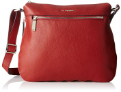 La Bagagerie Women's Faub Cross-Body Bag
