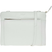 Womens Radley Ivory Zip Top Shoulder Bag