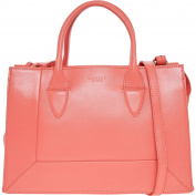 Womens Radley Papaya Orange Leather Shoulder Bag