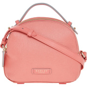 Womens Radley Light Coral Bowler Grab Bag