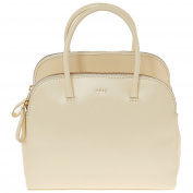 Womens Radley Cream Leather Mini Tote Bag