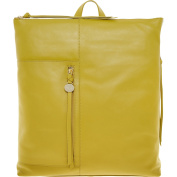 Womens Radley Lime Green Leather Backpack