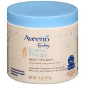 Aveeno Baby Eczema Therapy Night-Time Balm 11 Ounce Jar
