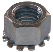 The Hillman Group 180267 Keps Lock Nut, 15cm by 80cm , 100-Pack by The Hillman Group