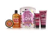 I Love Pamper Me Essentials Pack Bath & Body Luxury Xmas Gift Set