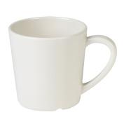 Global Goodwill Coleur Series 12-Pieces 210ml, Mug/Cup, 7.9cm , Coleur Ivory