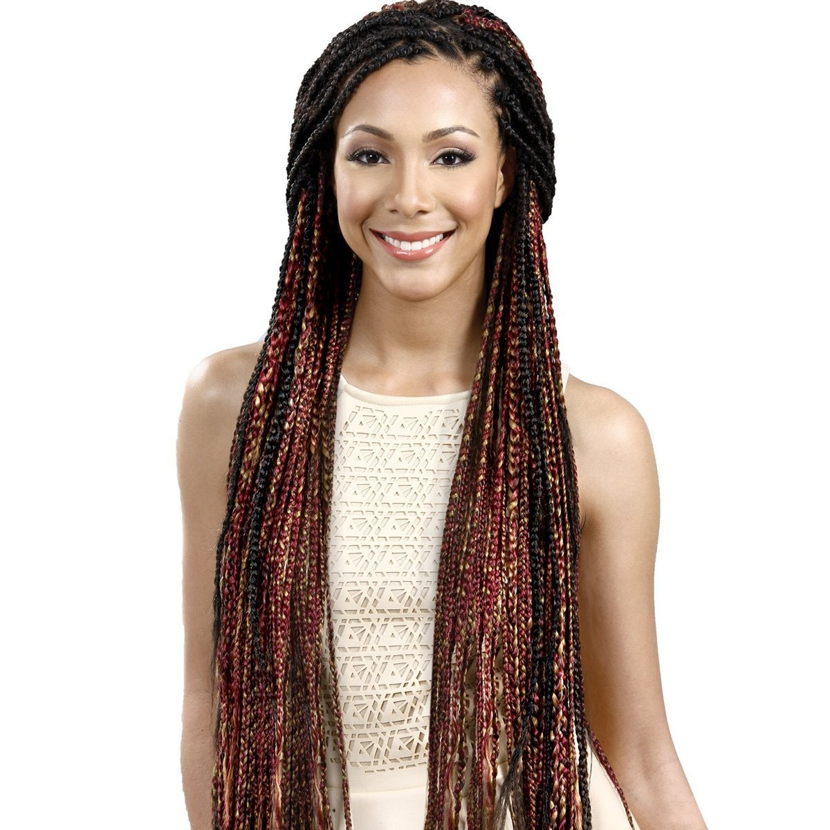 Bobbi Boss African Roots X Pro 88 Jumbo Braid Bulk Inch 220 Cm Synthetic Hair Elegant By Braids Online For Beauty In The United