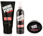 """Head Funk Extreme Style CHRISTMAS GIFT SET 3 PIECES NO BOX """"BARGAIN"""""""