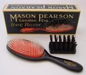 Mason Pearson Brushes Nylon Universal NU2 Black by Mason Pearson