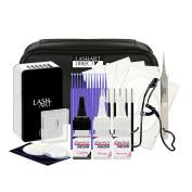 StayPut Professional Semi Permanent Fibre Mascara Kit PreMixed with Fibres