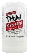 Thai Deodorant Stone Thai Natural Crystal Deodorant Push-Up Stick - 60ml