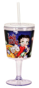 Betty Boop Lady Luck Goblet, Multi Coloured